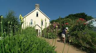 Liz and Rod's garden
