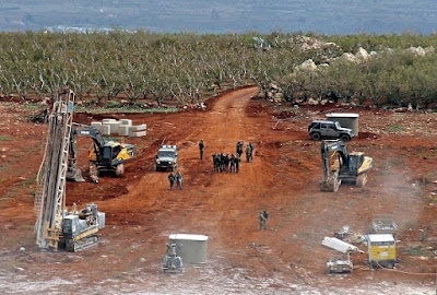 Exército de Israel conduz exercício na região das Fazendas de Shebaa