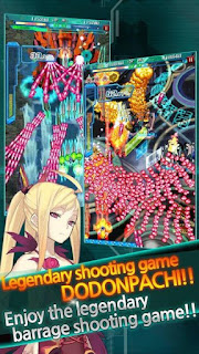 Download Dodonpachi Unlimited V1.1.0.57a MOD Apk ( God Mode )