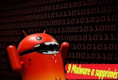 Android: Attention!! un virus qui piratent vos comptes sur Facebook et Google!