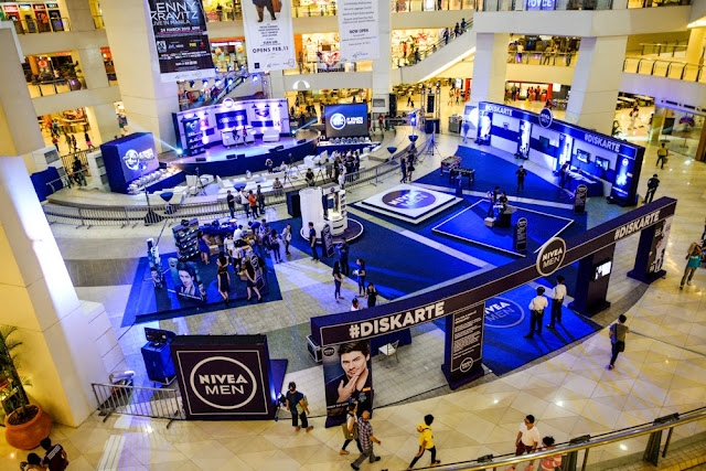 Nivea Men Test Your Diskarte