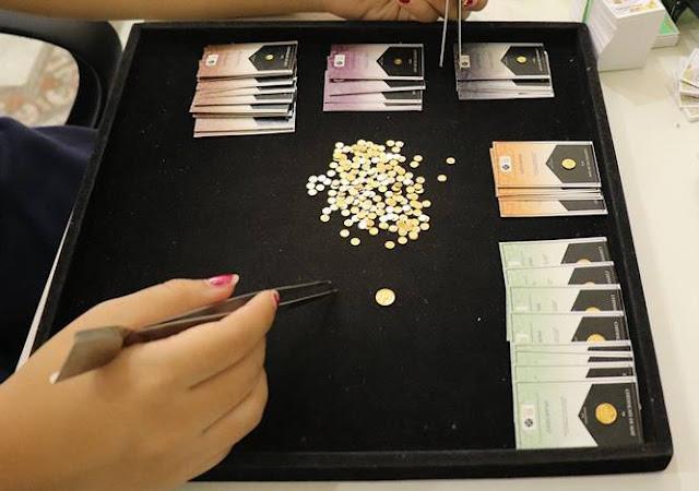 Sertifikasi dan Kadar Kemurnian Emas Salam Gold