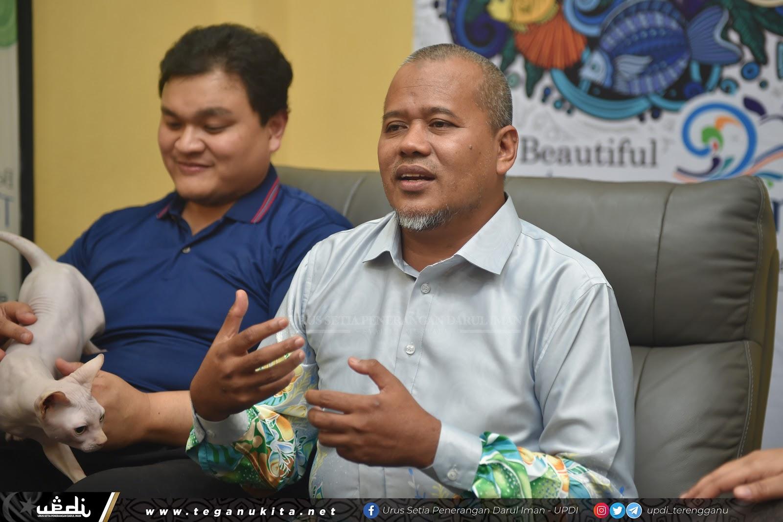 Sultan Mizan Berkenan Berangkat Meriahkan Terengganu CFA International Cat Show