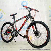 26 Inch Pacific Tranzline XMT 3.0 Aloi 21 Speed Mountain Bike