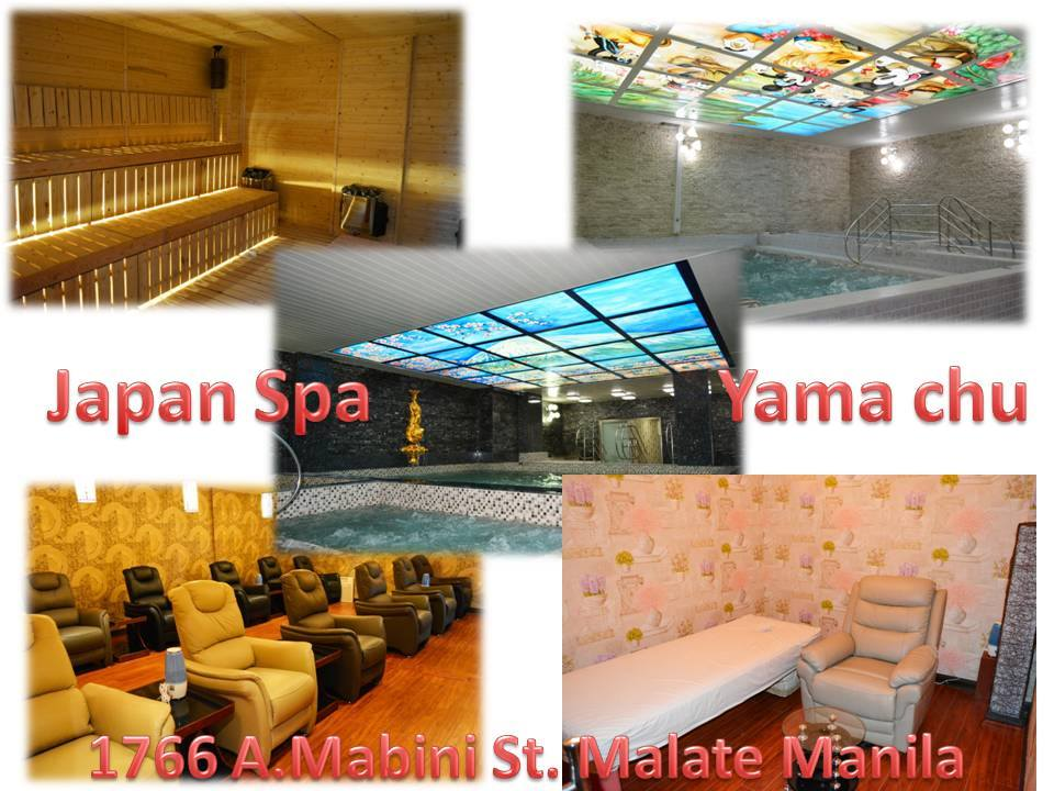 Expat in the City: SPA REVIEW | Yamachu Spa (Mabini, Manila)