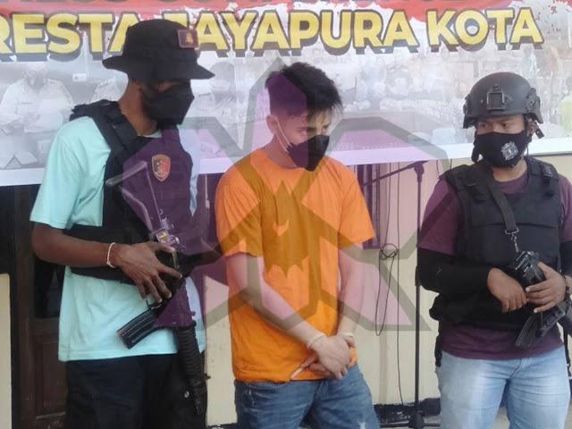 Warga Negara Afghanistan Jadi Tersangka Pembunuhan Pedagang Emas di Jayapura