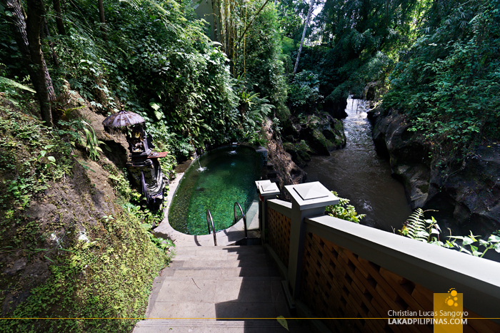 Seres Springs Resort Ubud Bali Spring Pool