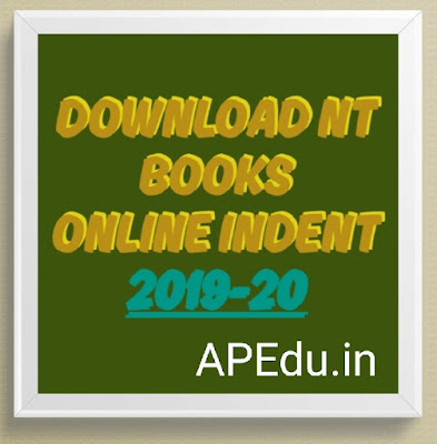 DOWNLOAD NT BOOKS ONLINE INDENT 2019-20