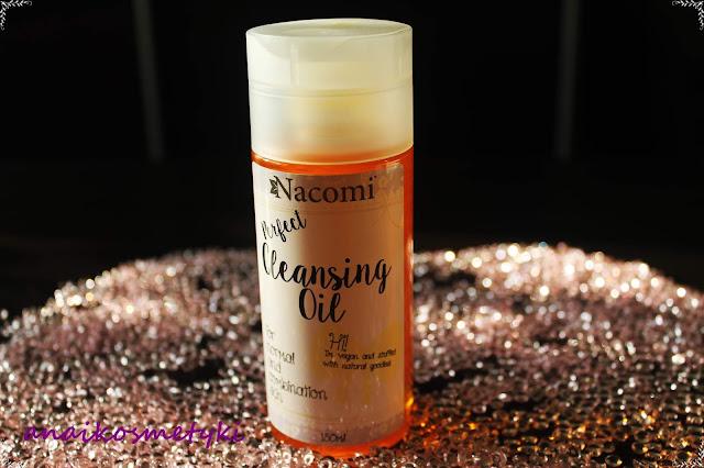 Nacomi - olejek do demakijażu