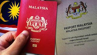 cara mohon passport online
