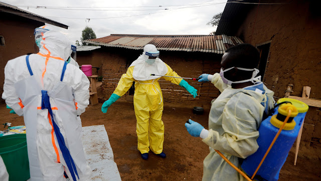 La OMS anuncia que hay un nuevo brote de ébola en República Democrática del Congo