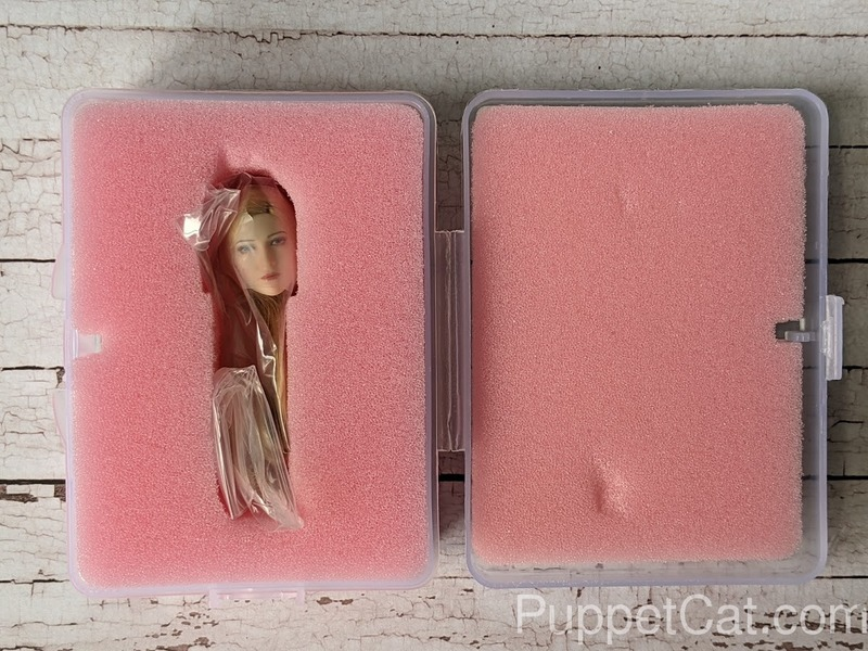 Fire Girl Toys 1/12 Anna Head Sculpt