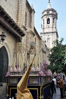 El Resucitado de Jaén presenta el proyecto del palio de la Victoria
