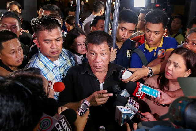 drugsMalacañang alleges media members' involvement in illegal