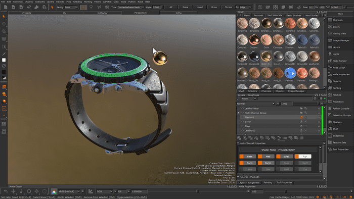 Free download The Foundry Mari 4.5v1 Full version