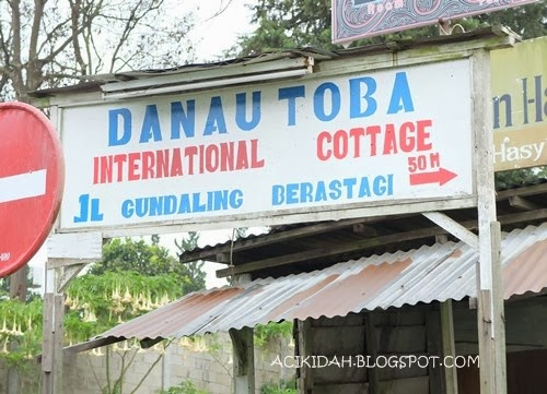 Danau Toba International Cottage Brastagi