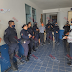Supervisa Fiscalía General, áreas de internamiento para personas detenidas en cinco municipios