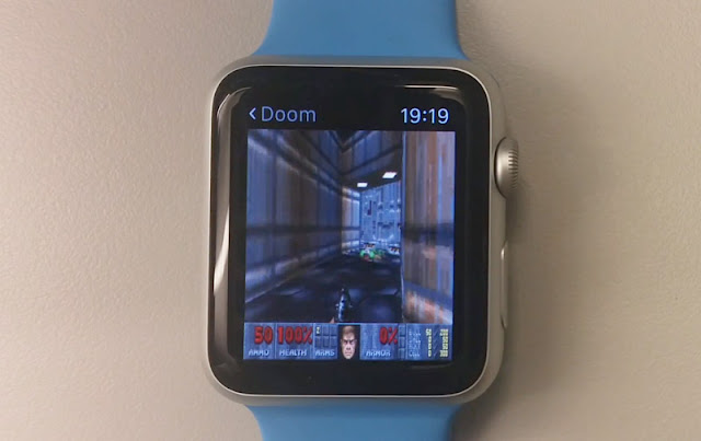 Developers Facebook launched at Apple Watch Doom and the new Apple TV [Video]