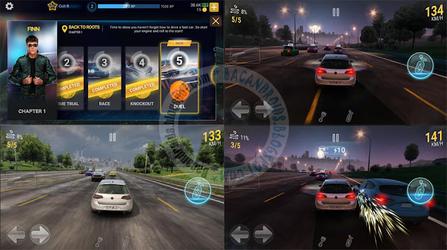 Game Carx Highway Apk Data Full For Android