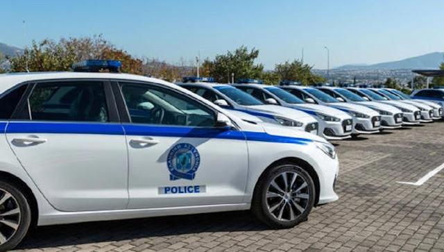 25 περιπολικά πλήρως εξοπλισμένα από την Περιφέρεια Πελοποννήσου στην Αστυνομία