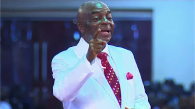 'It Is Sacrilege To Shoot At Peaceful Protesters' - Bishop Oyedepo Tells Buhari