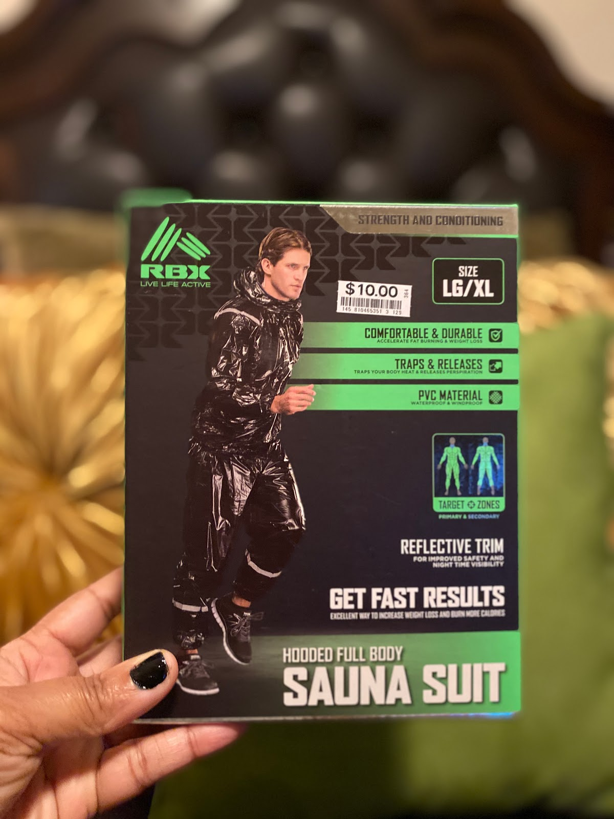 My new Sauna Suit: Weekend Bits And Favorites: All The Junk That Helps Me Feel Good!