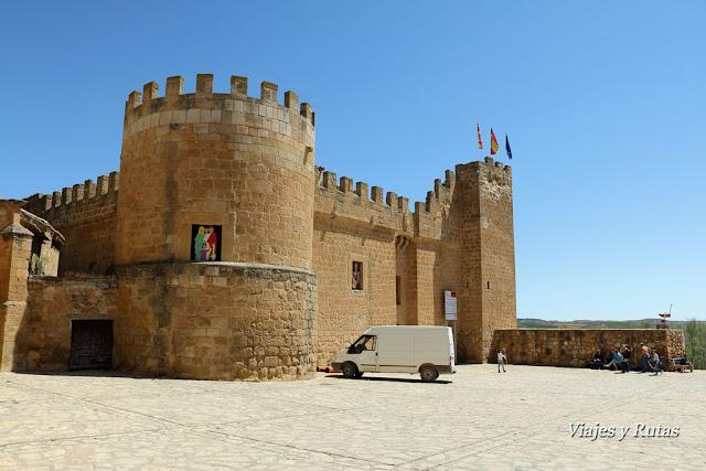 Castillo de Monteagudo de las Vicarías, Soria