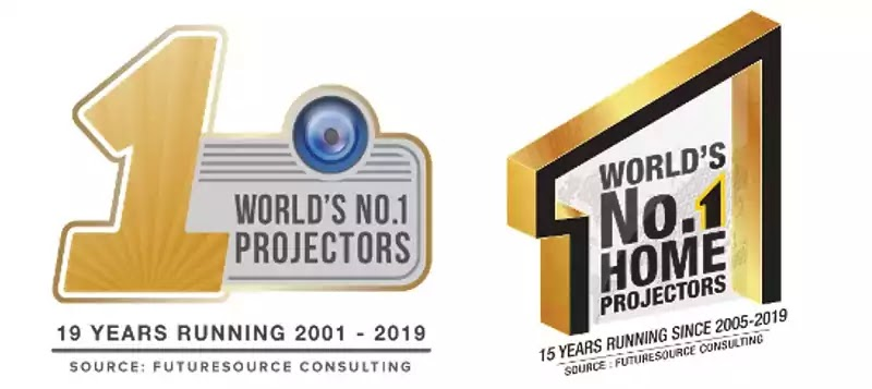 Epson named number one projector brand in the Philippines