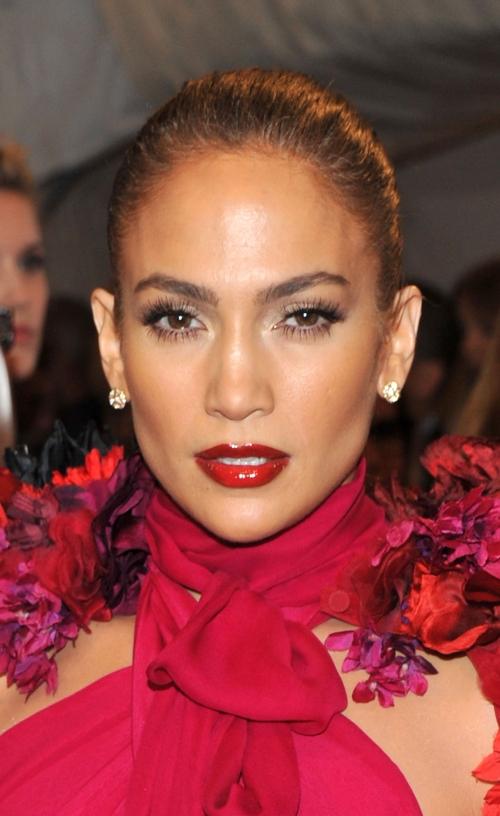 Peinados de famosos con glamour peinados para fiestas - Peinados de famosos ...