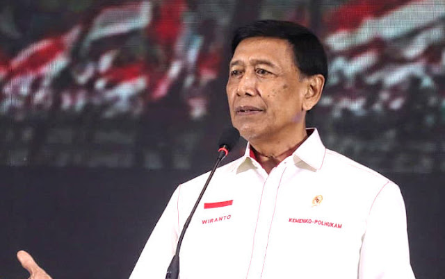 Wiranto Klarifikasi Ucapan Pengungsi Gempa Ambon Bebankan Pemerintah