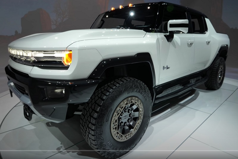 New Hummer Coming Out