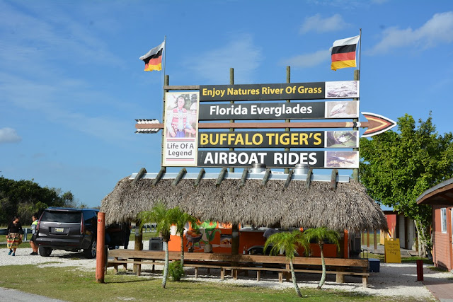 Everglades Rivers Buffalo Tours