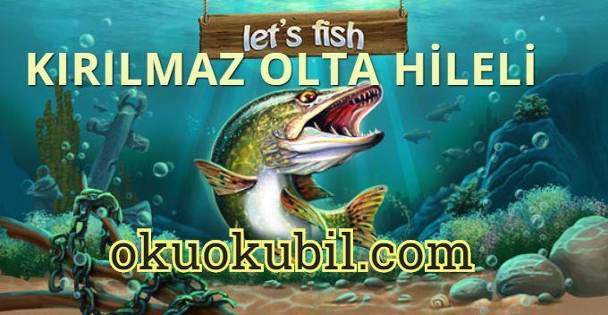 Let's Fish V5.10.0 Kırılmaz Olta + Balık simulator + Mod Apk İndir 2020 Rootsuz