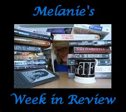 Melanie's Week in Review  - April 12, 2015
