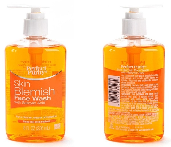 Perfect Purity Skin Blemish Face Wash
