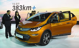 Electric cars: Chevrolet Bolt vs. BMW i3