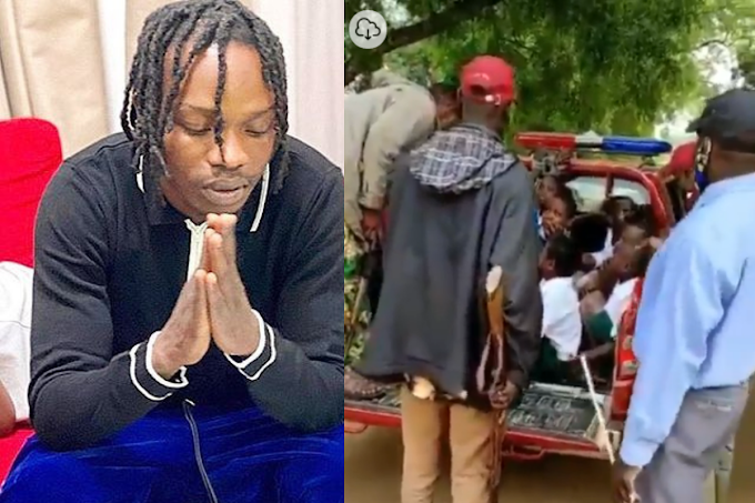 Naira Marley reacts as Amotekun arrest school children for modelling themselves as him