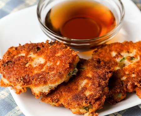 Garri Fritter Recipes
