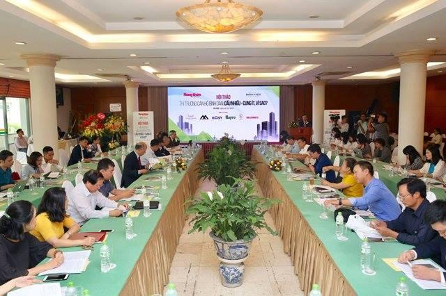 Hội thảo Thị trường căn hộ bình dân