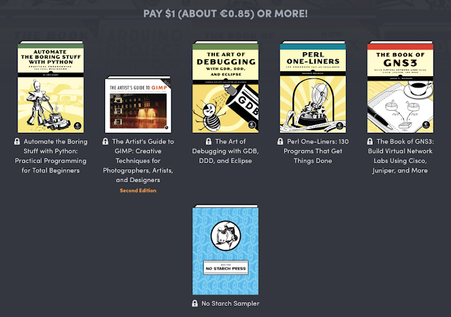 Linux Geek Humble Book Bundle