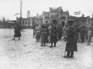 A bajor király Breszt-Litovszkban.