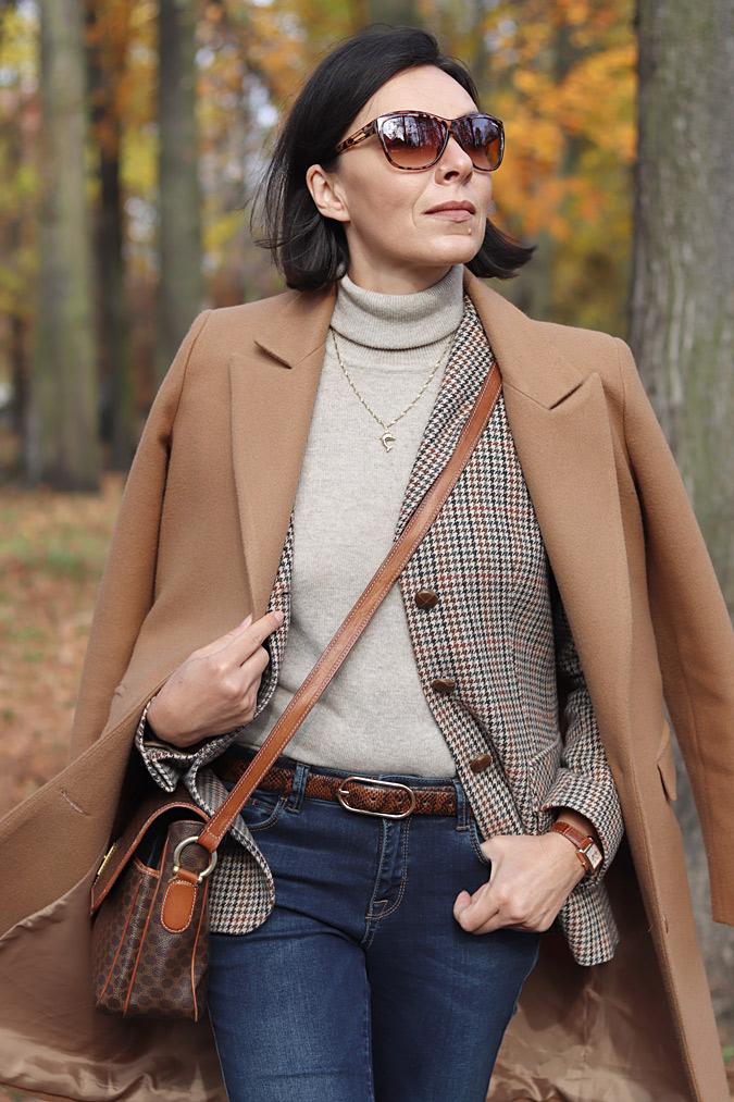 Styl angielski moda damska