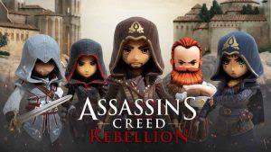 Download Gratis Assassin's Creed Rebellion Apk v1.0.0 Mod Unlock/Money Terbaru