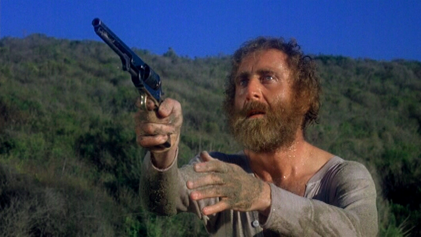 cult film freak gene wilder is the frisco kid with