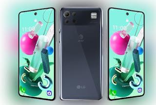 مواصفات إل جي LG K92 5G إل جي LG K92 5G الإصدر : LMK920, LM-K920