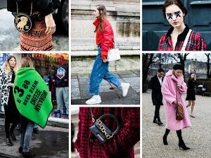 Fashion Week: Street Style Haute Couture printemps/été 2018