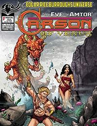 Read Carson of Venus Eye of Amtor comic online