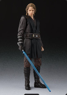 "S.H.Figuarts Anakin Skywalker de ""Star Wars Episode III: Revenge of the Sith"" - Tamashii Nations"