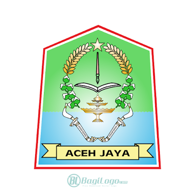 Kabupaten Aceh Jaya Logo Vector