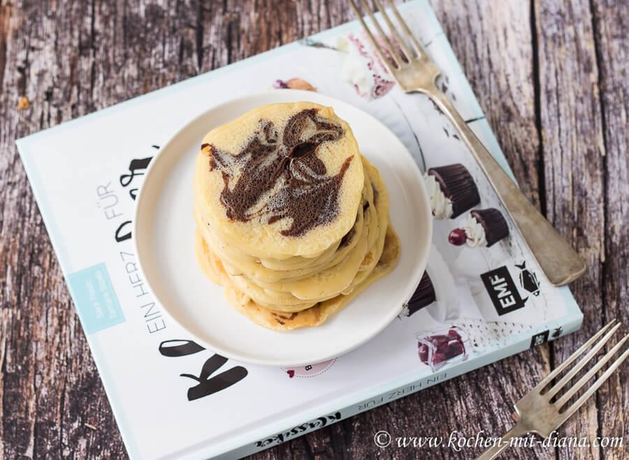 Buch: Ein Herz für Klassiker - Marmorpfannkuchen